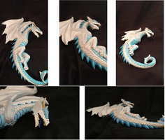 White Wyvern by McMesser