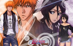 Hot IchiRuki wallpaper by Naru-Nisa