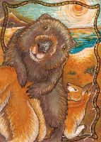 Unconventional Transportation ACEO by Redwall151
