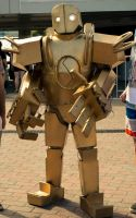 Blitzcrank League of Legends Cosplay by wataglue