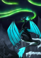 lightdragon by Caindra