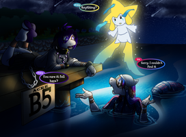 PKMNC: Looking for star pieces by coyotepack