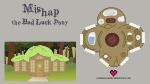 Mishap's Home by ladypixelheart