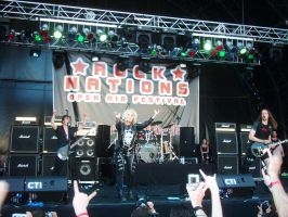 Doro At Rock The Nations by junkcan