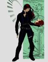 Black Widow by Kiick318