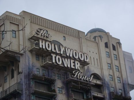 Hollywood Tower. by ArtIs-TheKey