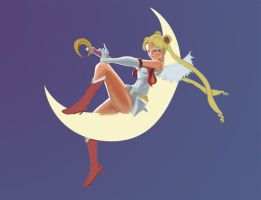 sailormoon WIP by Paradilis