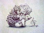 Shaymin Land Forme by PinkPalkia