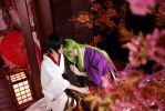 Code Geass: Lelouch/C.C. CLAMP kimonos 3 by Green-Makakas