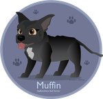 Vector Muffin~ by ScottishRedWolf