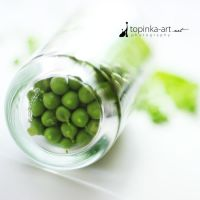 peas by topinka