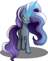 Meet Our New Queen--Nightmare Rarity! by TheShadowStone