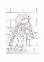 Charles Manson - Artwork 3 P. by The-Real-NComics