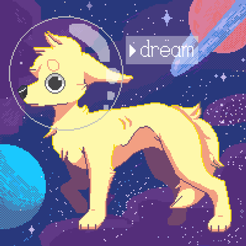 dreaming about space by Petrichor-Autumn