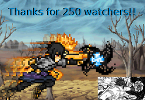 Thanks for 250 watchers!! by ANGI1997