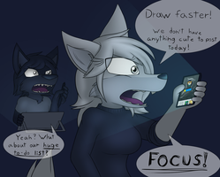 Priorities by W0lfmare