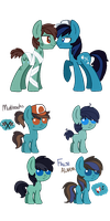 Sob Story X Rubbish Fanfoals by Featheries