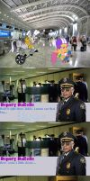 The adventures of Deputy Darelle Pt. XIII by shoopan2012
