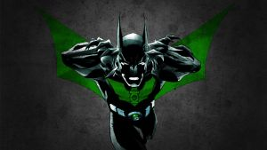 Green Lantern Batman Beyond by 666Darks
