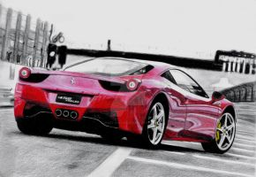 Ferrari 458 Italia by 2fast-2catch