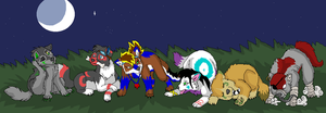 team moonlight by timmy-gost