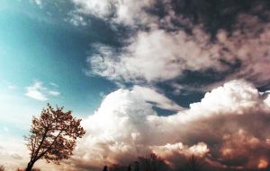 Clouds by unspoken411