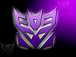 Decepticon Logo Wallpaper by TheOnlyBezo