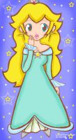 Peach in Rosalina Fashion by LoveCherryPop
