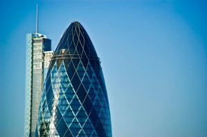 London Gherkin by AlanSmithers