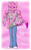 PINKNESS by MetallicUmbrage