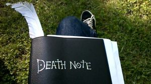 Death Note by MsSlasher