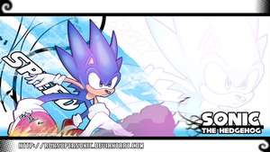 Sonic Skid wallpaper by RGXSuperSonic