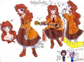 FMA OC-Audrey Pershing by Merry-Muse