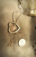 Opposites Attract-necklace by Destinyfall