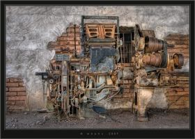 Linotype by HogRider