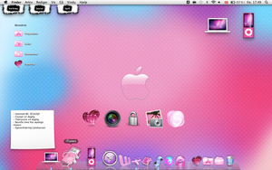 My Desktop by PinkLovin