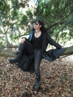 Gothic model1 by lexy-stock