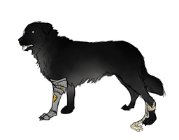Azzy dog ref by SynthetikSoul