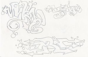 Name art by rohwer