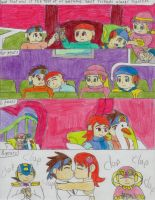 Living with Megaman 039 by preceptorexe