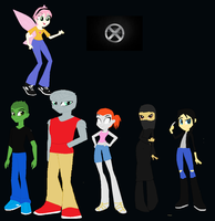 young x-men by art-is-my-bream