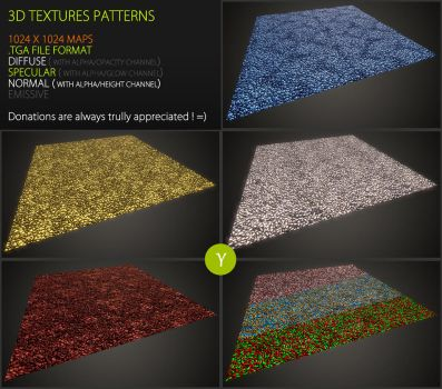 Free textures pack 52 by Nobiax