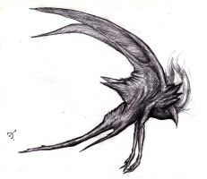 Inferno - Winged Abyssal by KingOvRats