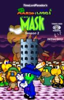 Mario and Luigi The Mask season 2 promo picture 2 by TimeLordParadox