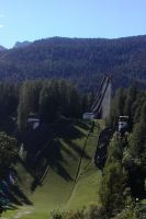 Ski Jump Without Snow by Gianni36