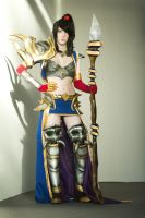 Diablo III Wizard Cosplay by emilyrosa