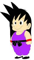 Never Too Young to Train by dbzlover135