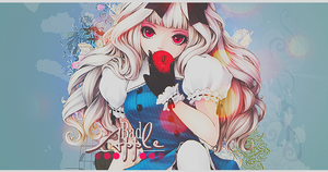 [Firma V.1] Bad Apple by xBlue-Editions