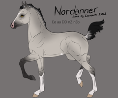 2915 Nordanner Foal Design by RvS-RiverineStables