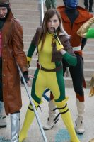 Rogue - X-men by Garivel